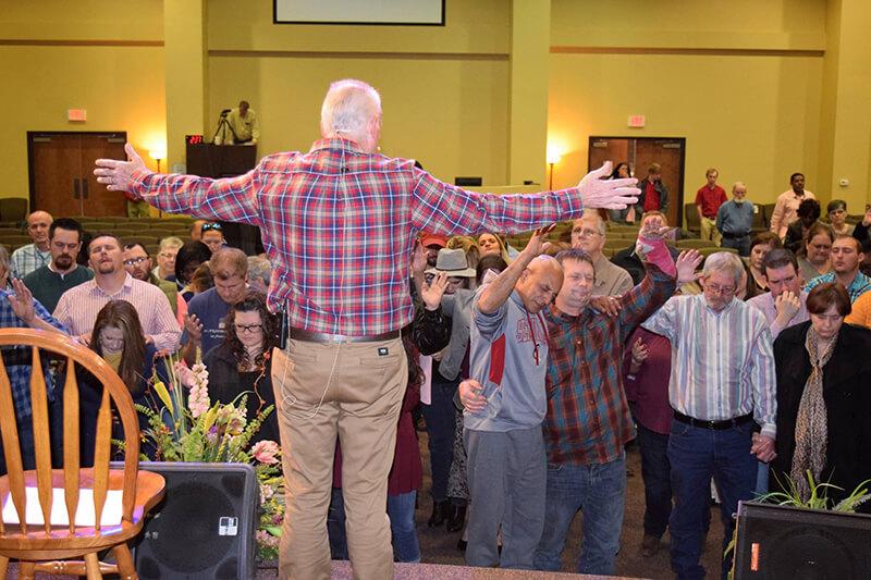 family worship center-PASTOR'S PRAYER PARTNERS