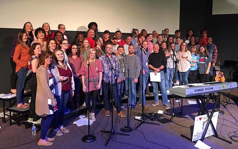 FWC Choir-family worship center