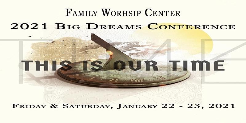 big dreams conference 2020